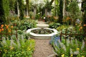 Сад в стиле ренессанс