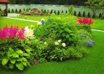 Озеленение и благоустройство 2