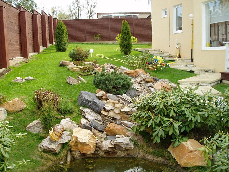 восстановление сада