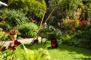 обслуживание садового участка